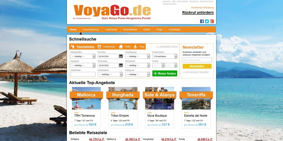 VoyaGo-Screenshot