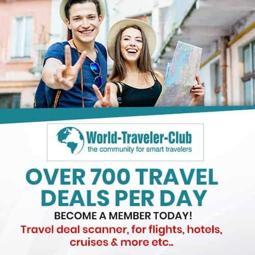 World Traveler Club -  Travel Deals