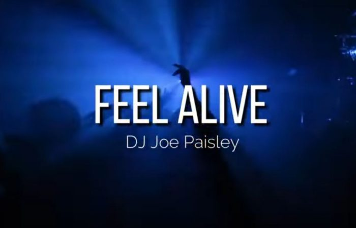 D:\DJ-JOE-PAISLEY-Gekaufte Tracks\DJ Joe Paisley - Feel Alive (Video)